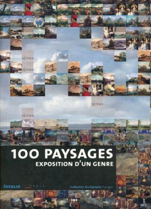 100 paysages exposition d'un genre