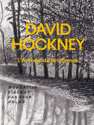 David Hockney, l'arrivée du printemps
