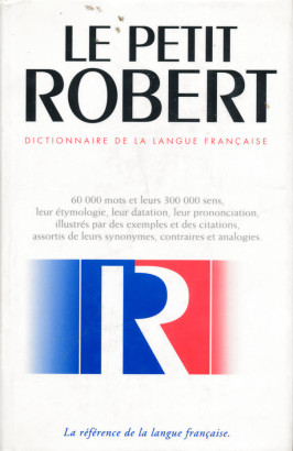 Dictionnaire de la langue Francaise