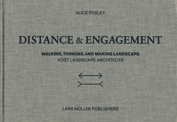Distance & Engagement, Walking, thinking and making landscape