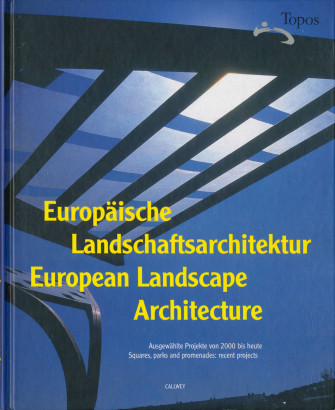 Europäische Landschaftsarchitektur