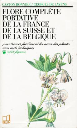 Flore complète portative de la france de la suisse de la belgique