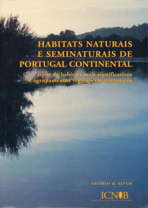 Habitats naturais e seminaturais de portugal continental