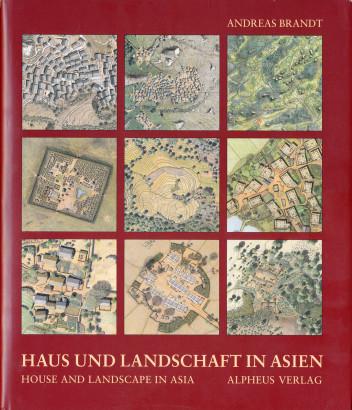 Haus und landschaft in Asien