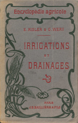 Irrigations et drainages