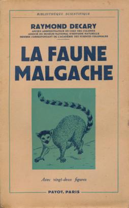 La faune malgache