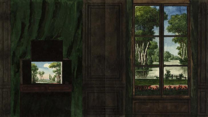 Mémoire sur les tableaux transparents du citoyen Carmontelle