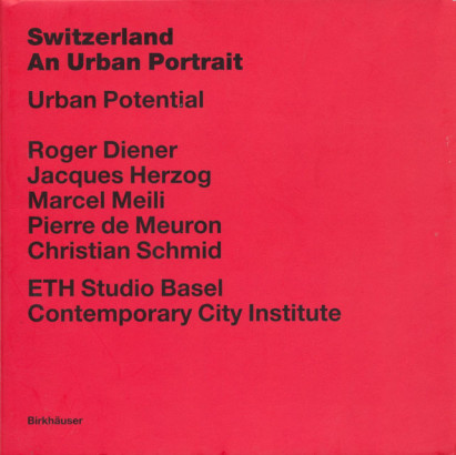 Switzerland an urban Portrait Urban potential
