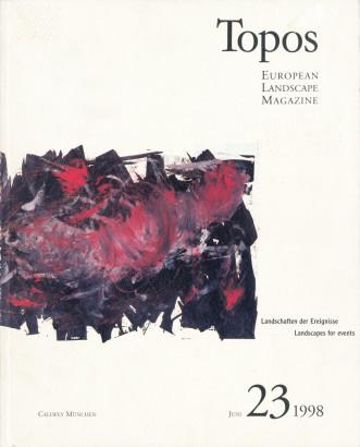 Topos 23 Landschaften der Ereignisse