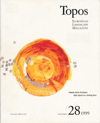 Topos 28 Impulse durch Freiräume