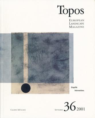 Topos 36 Eingriffe