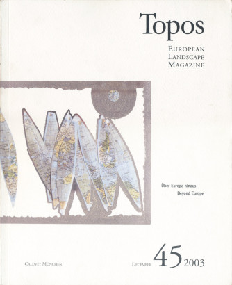 Topos 45 über europa hinaus