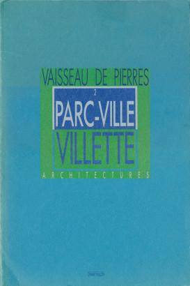 Vaisseau de pierres 2 Parc-ville Villette