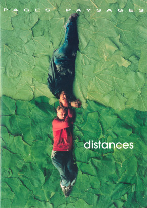 Distances, pages paysages