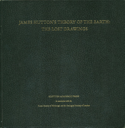 James Hutton's theory of the earth, the lost drawings