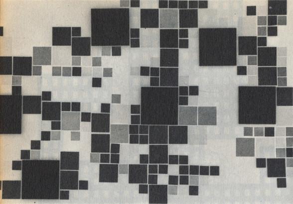 Composizione di moduli e sottomoduli in una struttura quadrata
