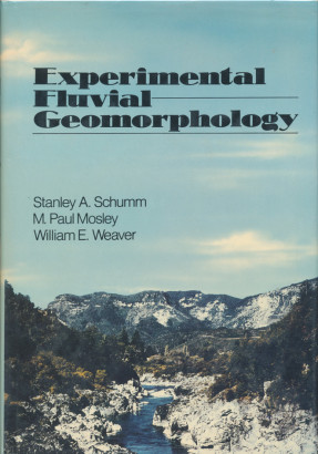Experimental fluvial geomorphology