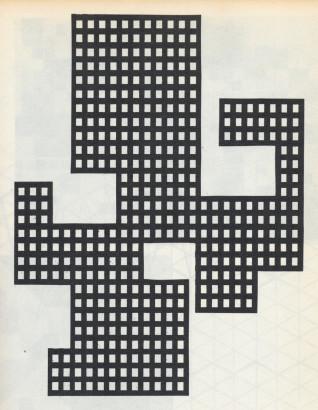 Forma coerente nata da una struttura rettangolare