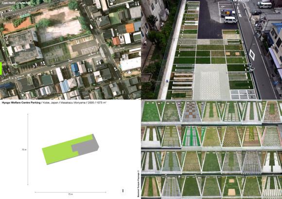 Hyogo Welfare Centre Parking