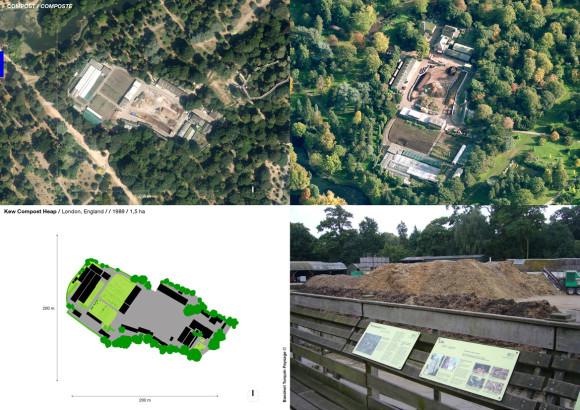 Kew Compost Heap