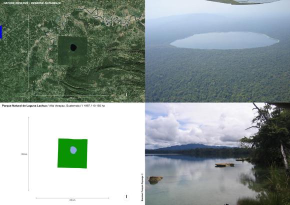 Parque Natural de Laguna Lachua