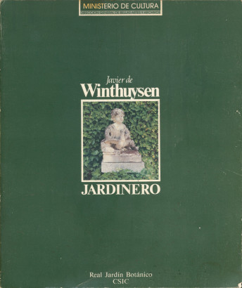 Javier de Winthuysen jardinero