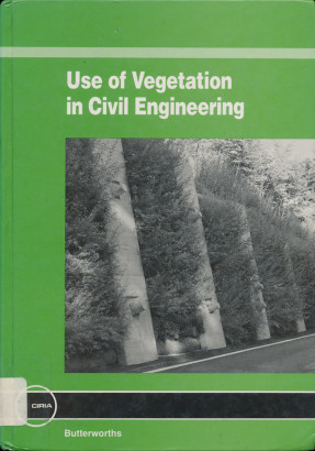Use of vegetation in civil engineering