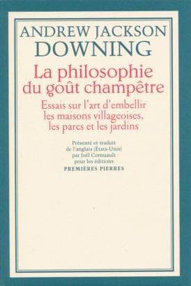 La philosophie du goût champêtre
