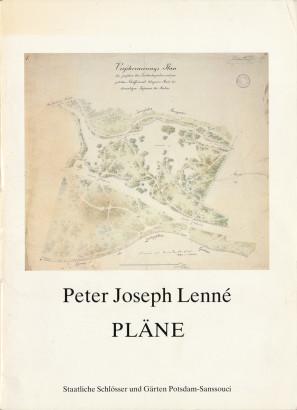 Peter Joseph Lenné Pläne