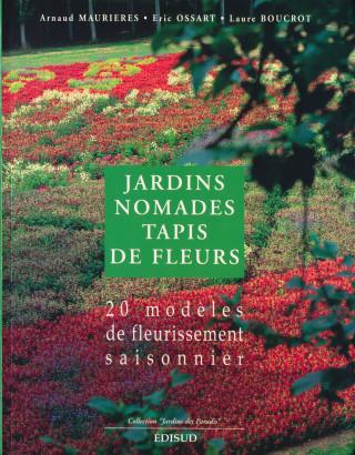 Jardins nomades tapis de fleurs