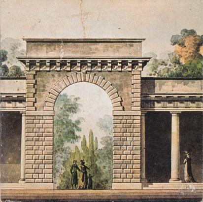 Jardins en France 1760 1820