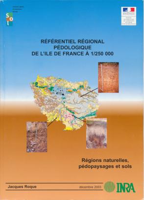 Référentiel régional pédologique de l'Île de France à 1/250 000
