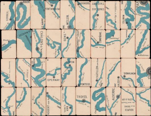 Dominos Géographiques